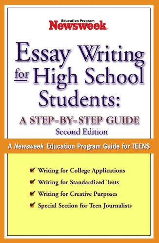 How To Write An Essay High School