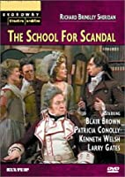 The School For Scandal Broadway Theatre Archive by Kultur Video