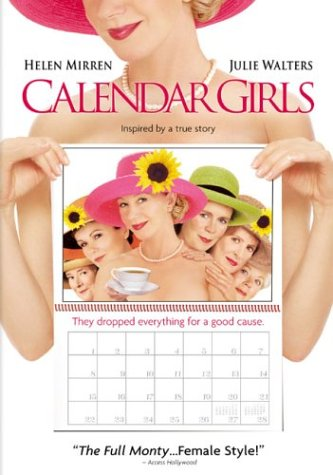 Cover art for  Calendar Girls