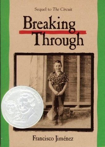 Cover of Breaking Through