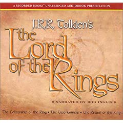 The Lord Of The Rings Complete AudioBooks - Fellowship + Two Towers + Return Of The King + The Hobbit