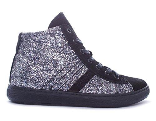 Sneaker glitter Cafè Noir art.EK831 38