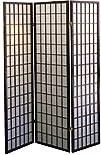 Legacy Decor 3 Panel Japanese Oriental Style Room Screen