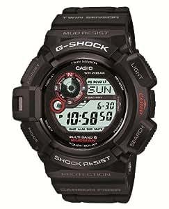 [カシオ]CASIO 腕時計 G-SHOCK ジーショック MUDMAN マッドマン タフソーラー 電波時計 GW-9300-1JF メンズ