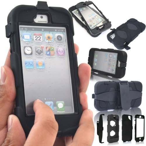 nwnk13r-shockproof-hybrid-heavy-duty-tough-outdoor-case-with-kick-stand-plus-screen-film-long-touch-