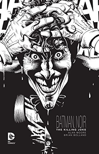 Batman Noir: The Killing Joke at Gotham City Store