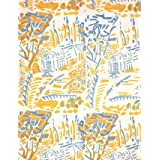 Cornish Farm furnishing fabric, by Alec Walker (Print On Demand)