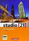 studio 21 Grundstufe Gesamtband. Kurs- und Übungsbuch mit DVD-ROM