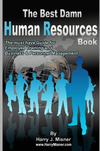 The Best Damn Human Resources Book - Black &
