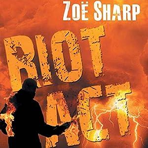 Riot Act Audiobook