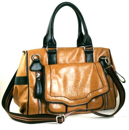 Giorry Yippydada Carmen Baby Diaper Bag, Brown