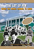 THE LOT OF FUN: WHERE THE MOVIES LEARNED TO LAUGH -- Director´s Cut - Special Limited Collector´s Edition - 2 DVD-Box with 5 exklusive Collectors-Postcards