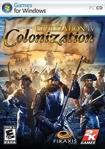 Amazon Com Sid Meier S Civilization Iv Colonization Pc