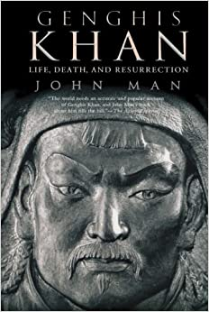 genghis khan biography