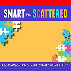 Smart but Scattered Audiobook