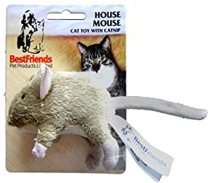 House Mouse Catnip Cat Toy