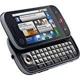 Motorola CLIQ DEXT MB220 Unlocked Phone with Android, 5MP Camera, 3G, Wifi and QWERTY Keyboard - Unlocked Phone - US Warranty - Black
