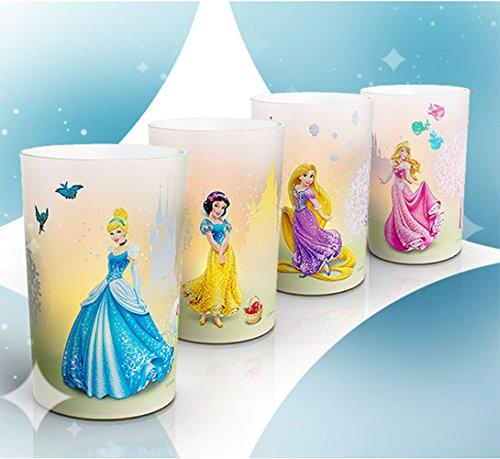 philips disney princess led candle lamp children 39 s night light rapunzel new ebay. Black Bedroom Furniture Sets. Home Design Ideas