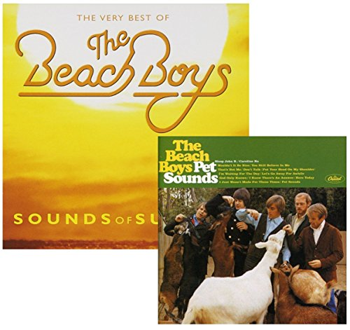The Beach Boys - Sounds Of Summer (The Very Best Of) - Pet Sounds (Mono & Stereo) - The Beach Boys - 2 Cd Album Bundling - Zortam Music