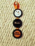 Cincinnati Bengals Bottle Cap Snowman Ornament at Amazon.com