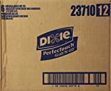 Dixie Perfectouch Paper Cups and Lids, Pack of 6 - 156 count