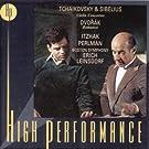 Tchaikovsky & Sibelius Violin Concertos/Dvor�k: Romance