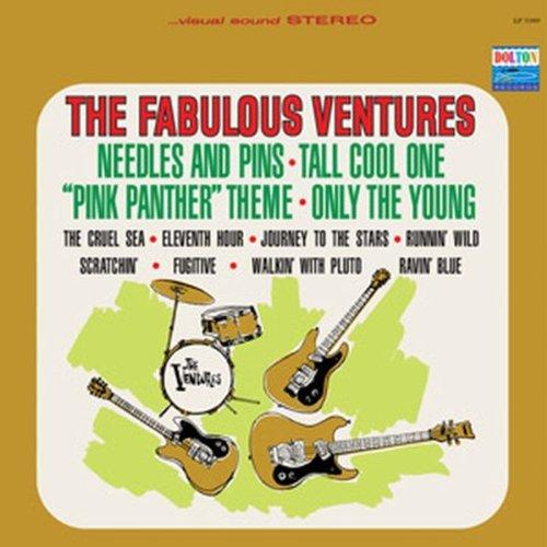 The Ventures - Fabulous Ventures - Zortam Music