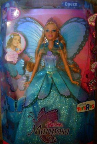 Barbie Mariposa Queen Doll Exclusive