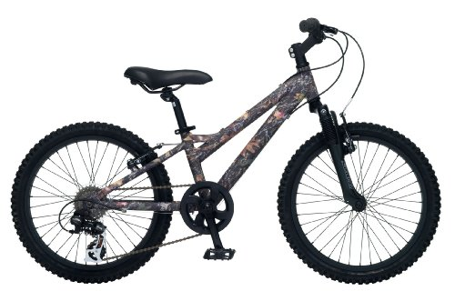 Pacific Outdoor Wilderness Series Trail Tamer Mountain Bike (20-Inch Wheels)