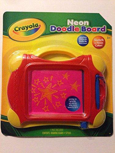 Crayola Neon Doodle Board - 1