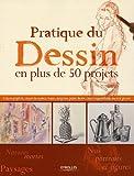 echange, troc Dominique Saran - Pratique du dessin : En plus de 50 projets