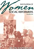 img - for Encyclopedia of Women Social Reformers [2 volumes] (Biographical Dictionaries) book / textbook / text book