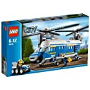 LEGO CITY 4439 - Elicottero da Trasporto