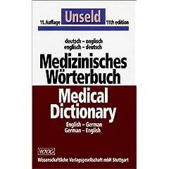 German-English/English - German Medical Dictionary