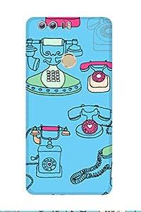 ZAPCASE PRINTED BACK COVER FOR Huawei Honor 8