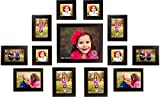 Wens Joyful Collage Photo Frame - Brown