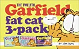 The Twelth Garfield Fat Cat 3-Pack (Garfield life to the fullest, Garfield feeds the kitty, Garfield hogs the spotlight)
