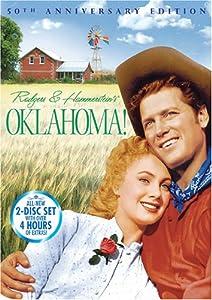 """Cover of """"Oklahoma! (50th Anniversary Edi..."""