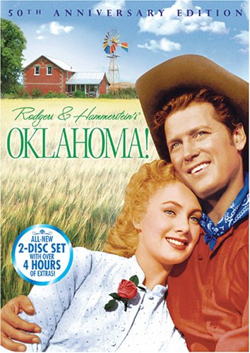 Cover art for  Oklahoma! (50th Anniversary Edition)