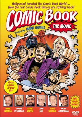 Cover art for  Comic Book - The Movie