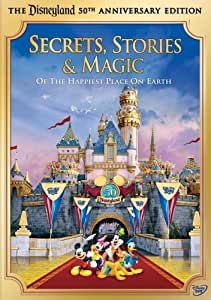 Walt Disney Treasures: Disneyland:  Secrets, Stories And Magic