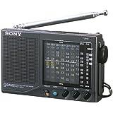 SONY FM/MW/SW1-7 World Band Receiver ICF-SW22 (JE)