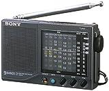 SONY FM/MW/SW1-7 ワールドバンドレシーバ ICF-SW22(JE)