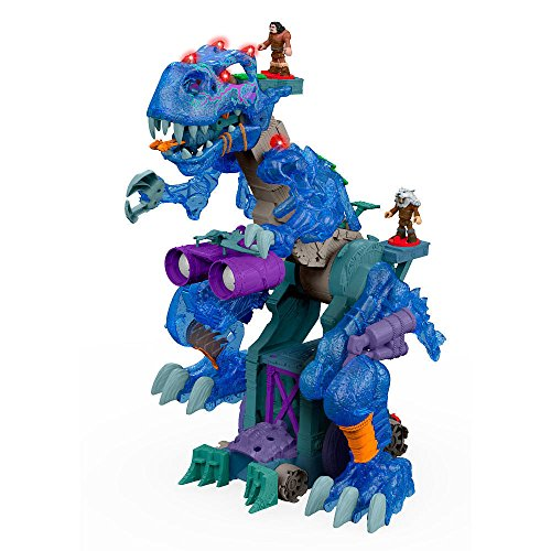 Fisher-Price Imaginext Ultra Ice T-Rex Dino Collectible Toy (Fisher Price Ice compare prices)