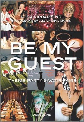 Be My Guest: Theme Party Savoir-Faire