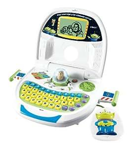 Vtech Toy Story Star Command Laptop