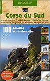 echange, troc Guide IGN - Corse du Sud : 100 balades et randonnées
