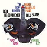 The Ivory Hunters Double Barrelled Piano<br>Bill Evans & Bob Brookmeyer