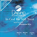 In God We Still Trust [Accompaniment/Performance Track]
