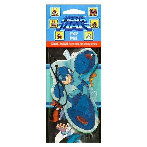 Link to Epic-Scents AF01001 Mega Man Air Freshener
